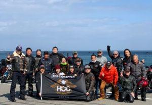 2020.2.23㈰ 耐寒!淡路島ツーリング