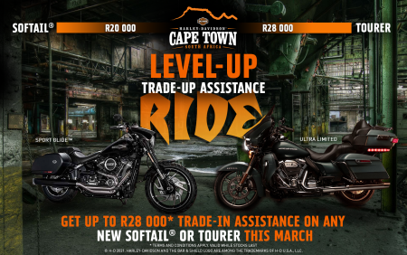 Level-Up. Ride.
