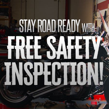 FREE safety inspections!
