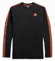 Harley-Davidson® Men's Performance Micro Mesh Long Sleeve Shirt