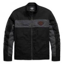 Harley-Davidson® Men's Copperblock Canvas Casual Jacket