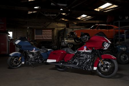 2020 ROAD GLIDE® SPECIAL 新たに2種の限定色が追加!