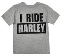 BOYS I RIDE HARLEY
