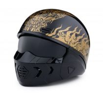 Helmet X07 Goldusa 2-in-1