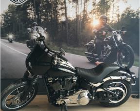 Harley Davidson Softail Low Rider stage 3