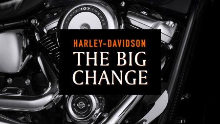 THE BIG CHANGE!