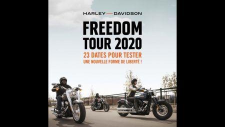 FREEDOM TOUR 2020