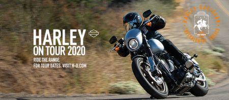 ΠΡΟΣΩΡΙΝΗ ΑΝΑΒΟΛΗ - HARLEY DAVIDSON TRUCK TOUR THESSALONIKI 2020