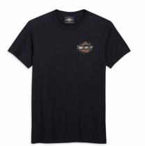 Harley-Davidson® Men's Patina Upwinged Eagle T-Shirt