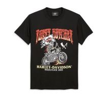 Harley-Davidson® Men's Rusty Butcher Raise The Flag Short Sleeve Tee