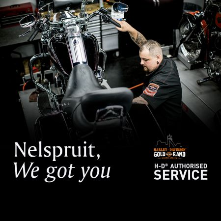 Nelspruit Motorcycle Service Special