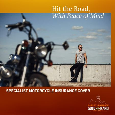 Specialist Motorcycle Insurance Cover