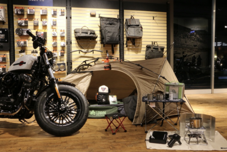 LOGOS CAMPING ITEMS in HD東大阪