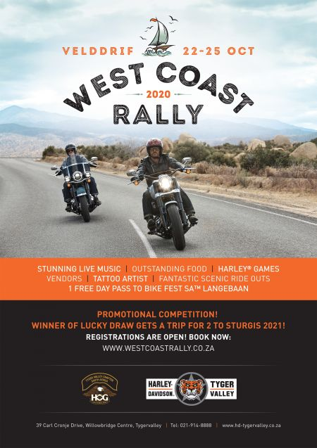 West Coast Rally 2020