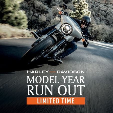 Model Year Run Out - Limited Time