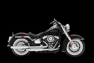 Deluxe - 2020 Motorcycles