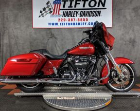 2019 HD FLHX - Touring Street Glide<sup>®</sup>