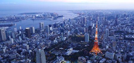2020年1月 東京観光ツーリング ルート紹介