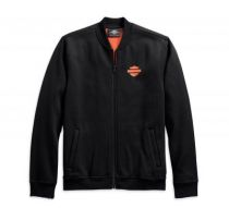 Jacheta FLEECE BLACK