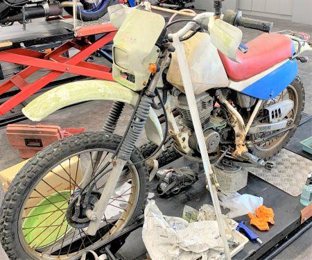 ホンダ・ヤマハ・カワサキ・スズキのバイクを15万円で下取り
