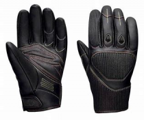 Mens Watt Perforated Coolcore® Lining Full Finger Gloves