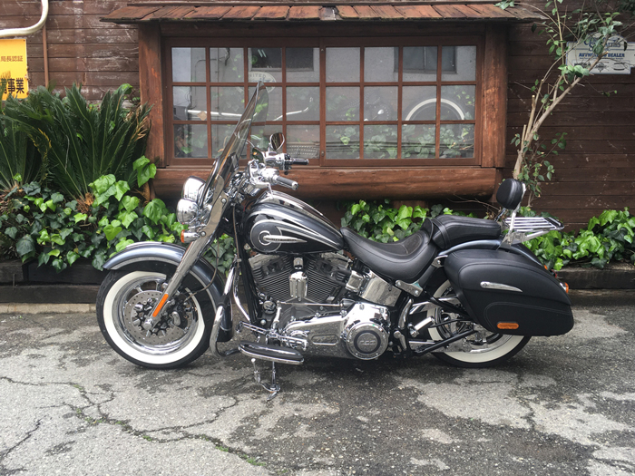 2015 CVO Softail Deluxe
