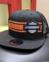 CAP-BB,WOVEN,BLACK