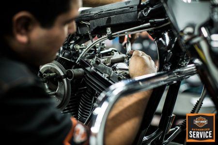A Harley-Davidson Budapest Szerviz továbbra is NYITVA