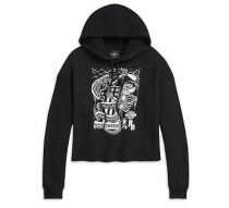 RUSTY BUTCHER SNAKE HOODIE, WMNS