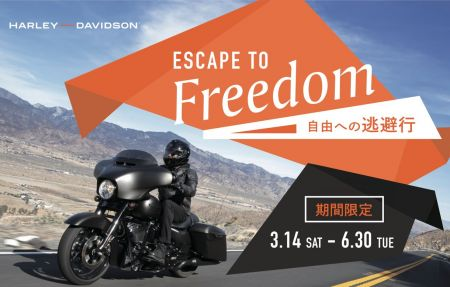 ESCAPE TO Freedom-自由への逃避行-
