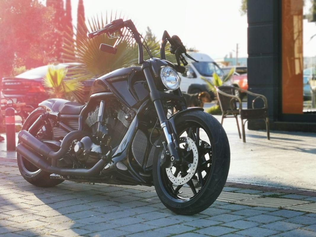 2013 Harley-Davidson Custom Night Rod Special