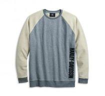 Colorblock Pullover Sweatshirt