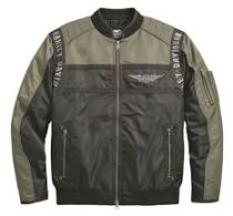 Men's Mainstreet Nylon Bomber Jacket