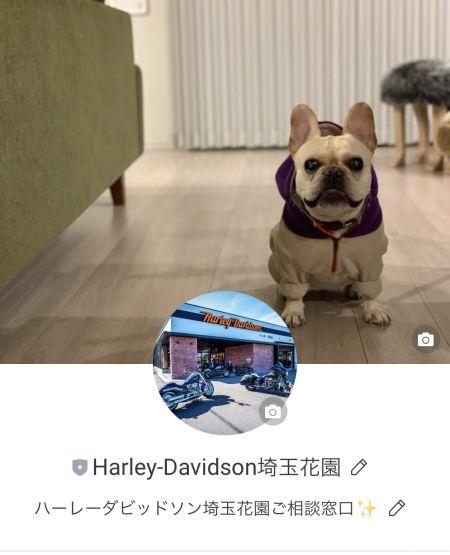 HD埼玉花園LINEアカウントを開設しました!!