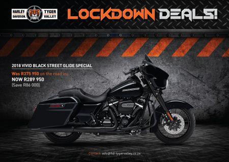 Lockdown Deals!