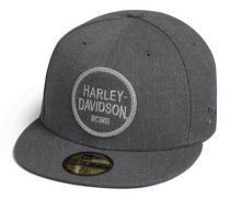 Harley-Davidson® Men's Circle Patch 59FIFTY Baseball Cap