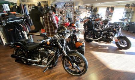 Ny eller Brukt Harley-Davidson