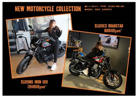 【MOTORCYCLE Collection】