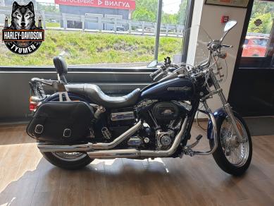 Harley-Davidson Dyna Super Glide 2013