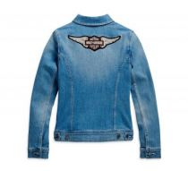 JACKET-DENIM BLUE