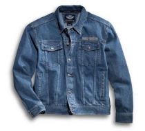 JKT-DENIM,B/S