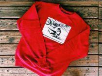 Men's Evel Knievel Crewneck Sweatshirt