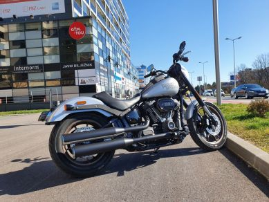 2020 Softail® › Low Rider® S