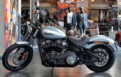 Street Bob Harley-Davidson 2020
