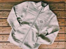 Men's Slim Fit Mockneck Slim Fit Activewear Jacket