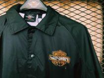 Patina Bar & Shield Logo Coaches Jacket