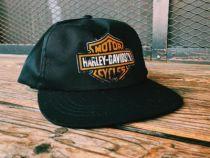 Men's Patina Sixties Bar & Shield Logo Baseball Cap