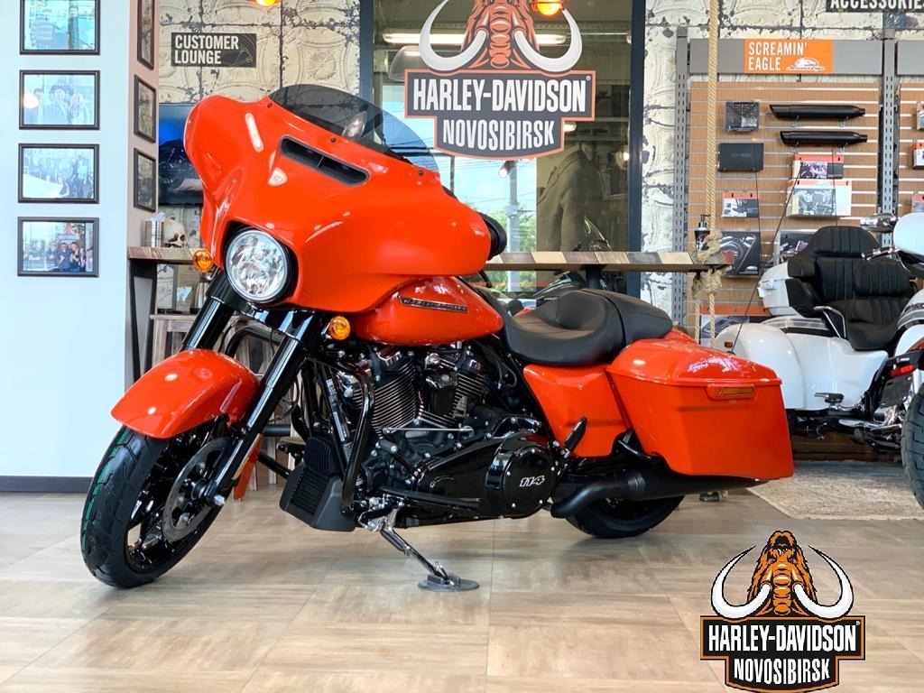Street Glide  Harley-Davidson (2020)
