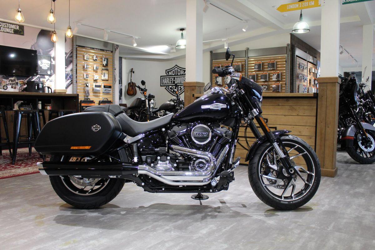 Sport Glide Harley-Davidson 2020