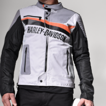メンズ Sidari Mesh & Textile Riding Jacket